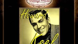 14Howard Keel -- The Touch of Your Hand (From Lovely to Look At)