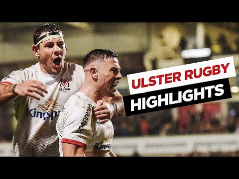 Highlights   Champions Cup   Ulster v Clermont