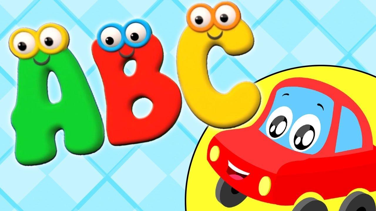 Abc Cancao Desenho Animado Desenho Infantil Video Para