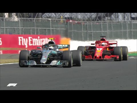 2018 British Grand Prix: Race Highlights