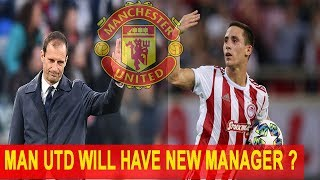 🔥Massimiliano Allegri Want To Replace Solskjaer |  Man United 'Decided Against Joao Felix Move'