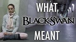 Black Swan - What it all Meant