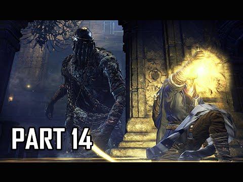 Dark Souls 3 Walkthrough Part 14 - Profound Capital (PC Let's Play Commentary)
