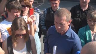День журналиста в Межигорье