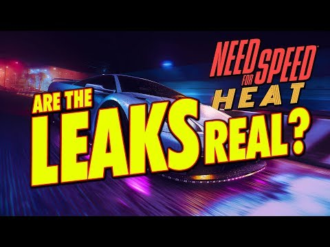 REAL NEED FOR SPEED 2019 LEAKS?