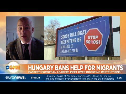 Stop Soros Bill: Hungary bans help for migrants