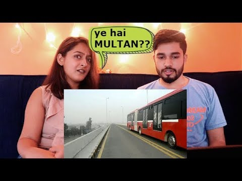 INDIANS react to MULTAN city