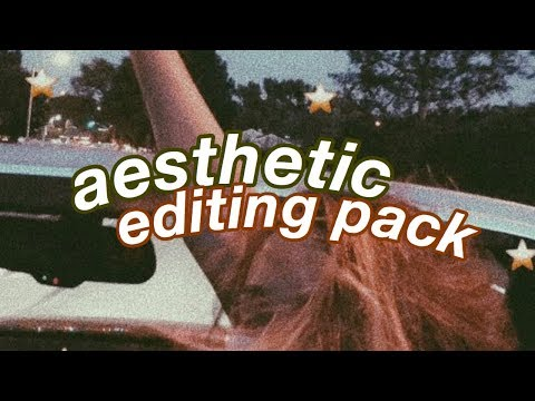 Download Aesthetic Editing Pack MP3, MKV, MP4 - Youtube to MP3