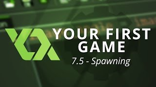 GameMaker: Studio - Your first game 7.5 Spawners