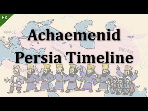 Ancient Persia in 10 Minutes