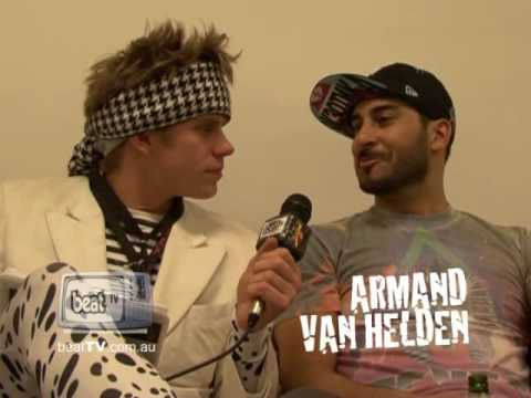 Armand Van Helden interview