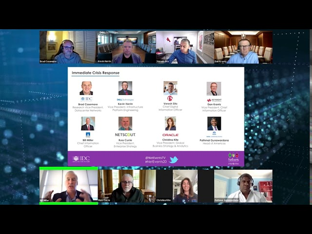 CIO Round Table Business Continuity & Collaboration: Part 1 – Immediate Crisis Response