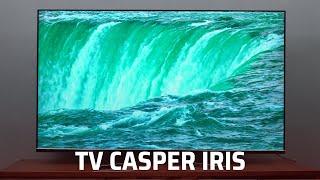 Trên tay tivi Casper IRIS