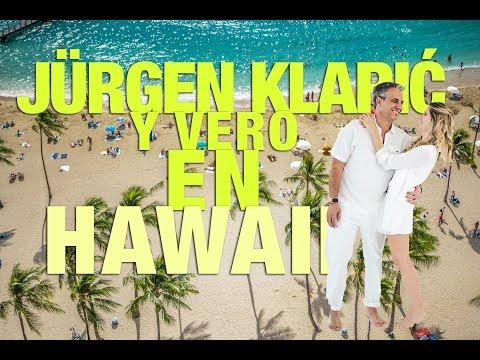 Jurgen Klarić  en Hawaii