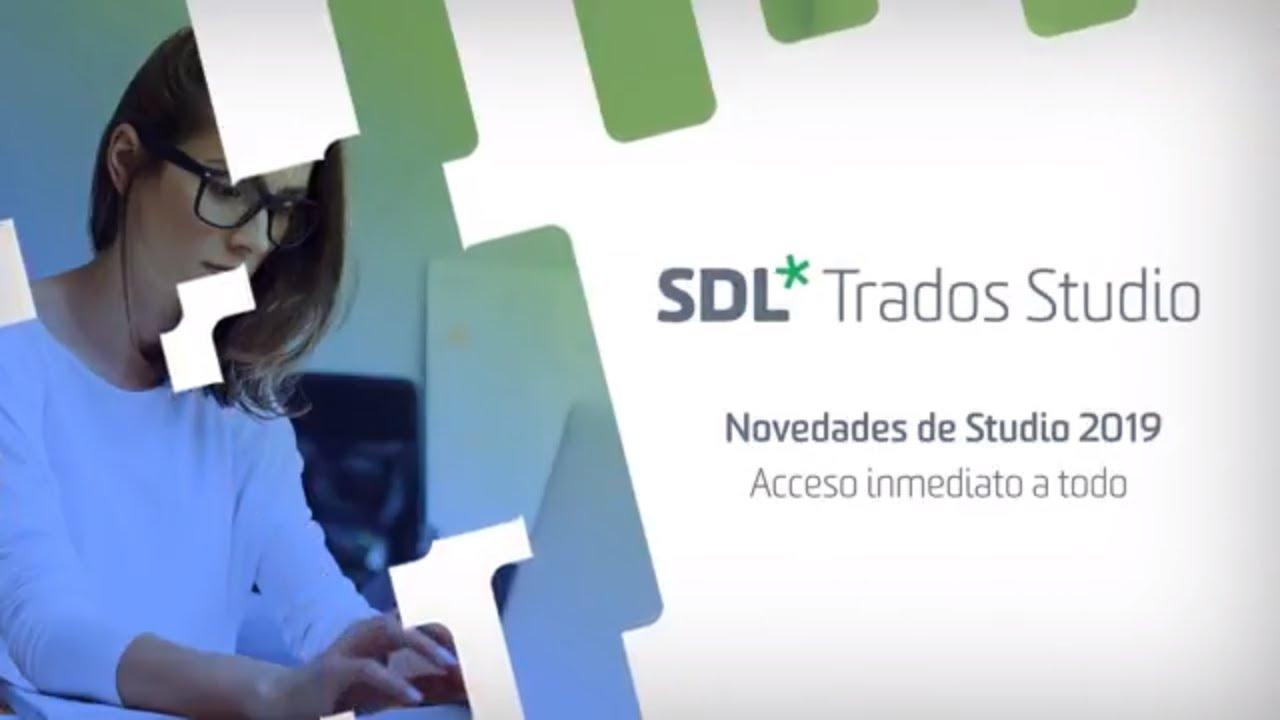 Cómo usar «Tell Me» en SDL Trados Studio 2019