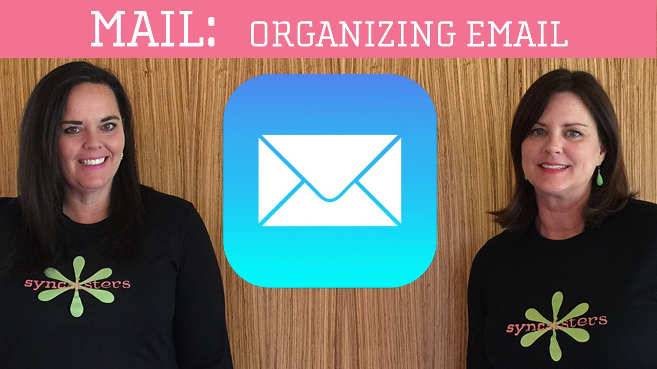 iPhone / iPad Mail - Creating Folders & Organizing Email