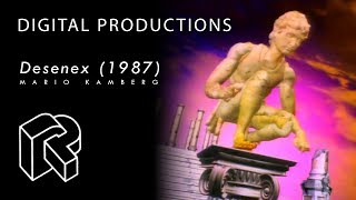 Digital Productions - Desenex (LD Remaster) (1987)