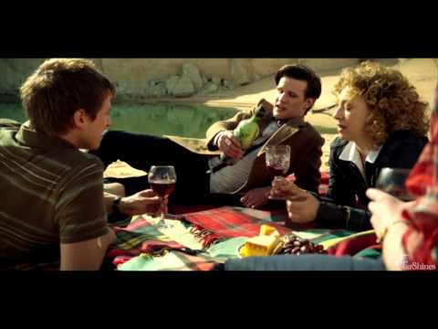 from berlin to trenzalore | doctor who | river/doctor