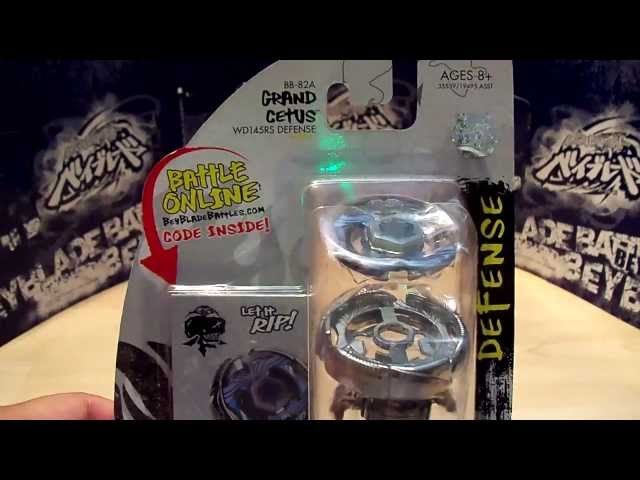 Unboxing Grand Cetus WD145RS