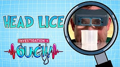 Science for kids - Head Lice | Body Parts | Experiments for kids | Operation Ouch
