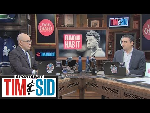 Would Fans Be Upset If Raptors Trade Kyle Lowry? | Tim and Sid