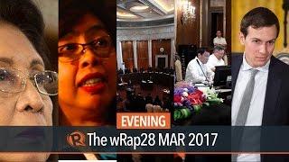 Ombudsman disbarment, CHR, oral arguments | Evening wRap
