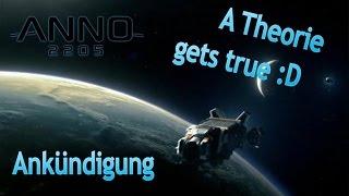 LETS INFO - ANNO 2205 - ES WIRD SPACIG