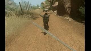 Far Cry 2 AI Tribute - Stupid Gnu or wildbeast or whatever (HQ)
