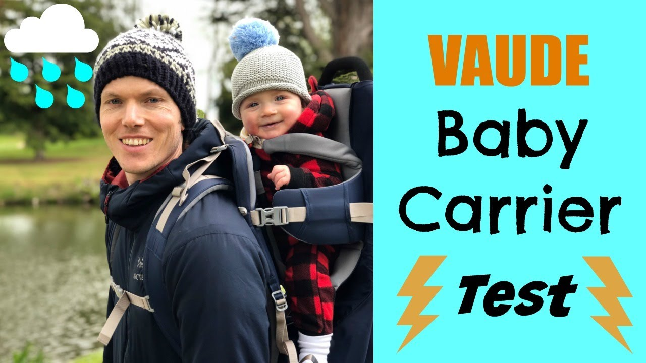 Download Vaude Baby Carrier - First Impressions and Baby Test