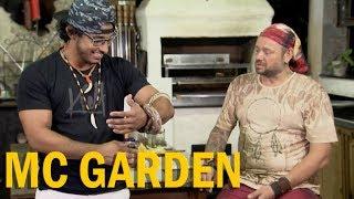 RECEBI MC GARDEN EM CASA! | PARTE 1 | RICHARD RASMUSSEN