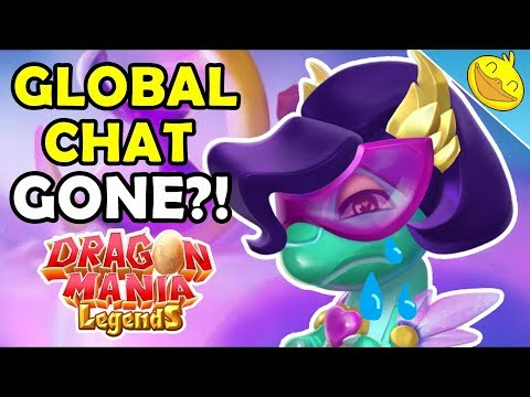 🦀🦀 GLOBAL CHAT IS DEAD 🦀🦀 Chat DISABLED... What Do YOU Think? - DML #1113