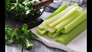 Consume Celery Before Bedtime and You Will Amaze With The Overall Health Results