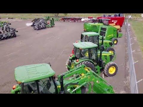 U.S. Farm Equipment Retailersexperiencedropin Sales