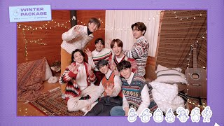 [PREVIEW] BTS (방탄소년단) '2021 BTS WINTER PACKAGE' SPOT #2