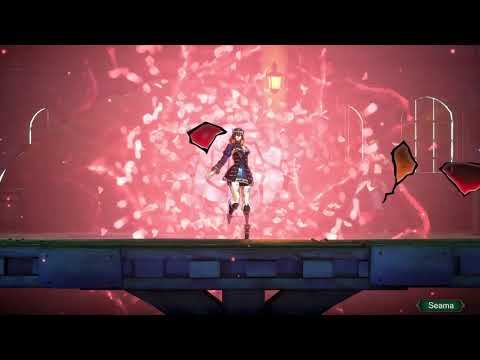 How not to play Bloodstained Ritual of the night |