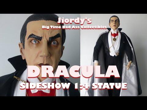 DRACULA Sideshow Premium Format Figure Universal Monsters Collection Bela Lugosi Artist proof