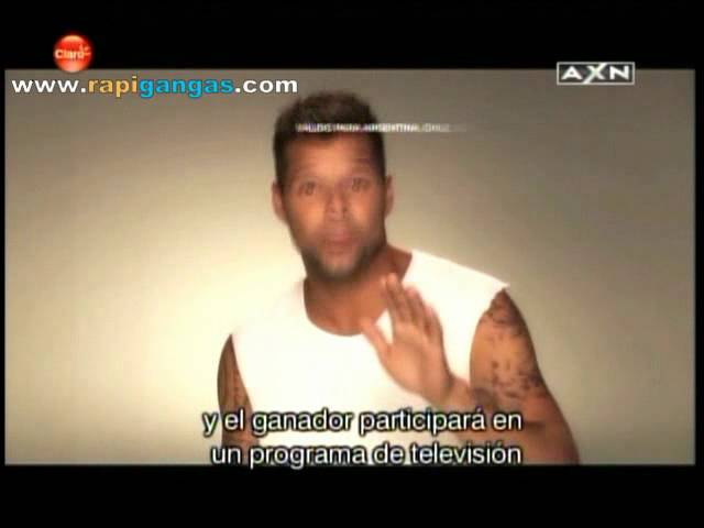 Ricky Martin Super Song Concurso FIFA World Cup Sony Videos De Viajes
