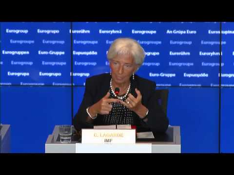 June 2018: Lagarde about Greek debt
