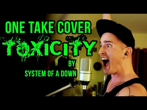 COVER of TOXICITY by SYSTEM OF A DOWN (by Phillip Nathaniel Freeman of Small Town Titans)