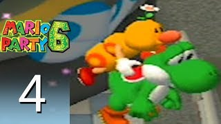Mario Party 6 – E. Gadd's Garage [Part 4]