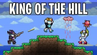 KING OF THE HILL IN TERRARIA!