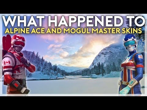What Happened To Alpine Ace And Mogul Master? (Fortnite Battle Royale)