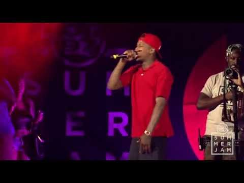 YG & DJ MUSTARD Live at Summer Jam 2014