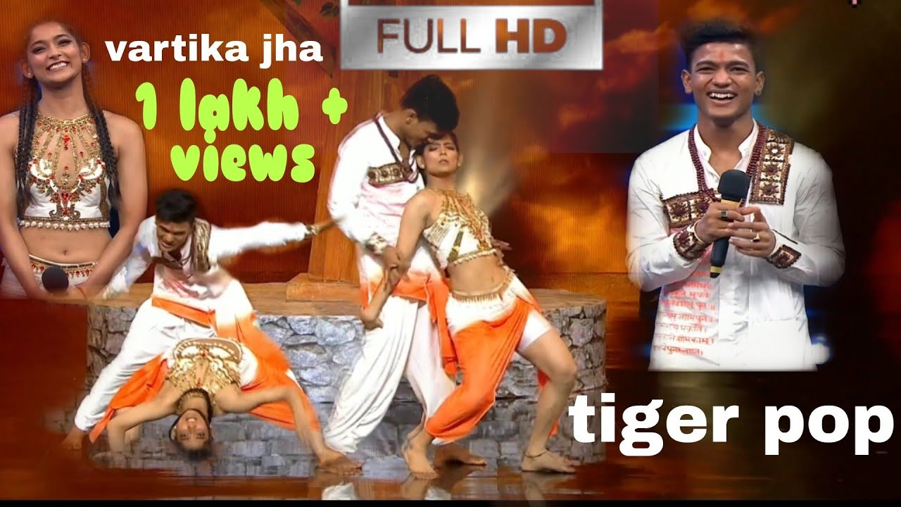 Download Vartika jha and tiger pop | ramta jogi song dance | indias best dancer.