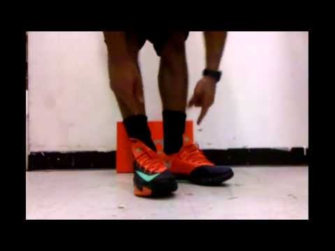 cfe16d673080 KD 6 Texas a.k.a Halloween + ON FEET - YouTube