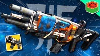 Cerberus+1 - Exotic Auto Rifle/Shotgun   Destiny 2 Forsaken