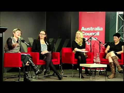 arts audiences online   Industry Forum clip15