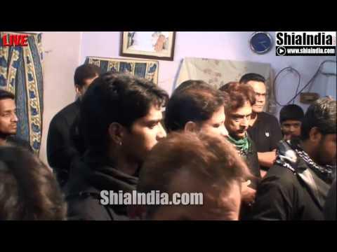 19th Safar Majlis at Gulshan-e-Zehra 1437-2015-16