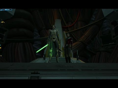 TOR Sith Warrior LS ~ 517 The Lost Arsenal
