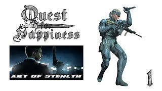 Art of Stealth - Gameplay Walkthrough PART 1